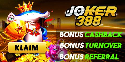 bonus joker388